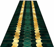 Runner Rug Extra Long Modern Carpet, Geometric
