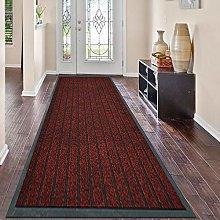 Runner Rug for Hallway 80 X 300 cm, Red Carpet