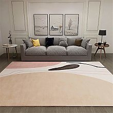 Runner Rug For Hallway Abstract Art Anti-Dirty