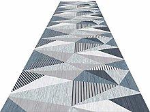 Runner Rug Grey Geometric Area Rugs,
