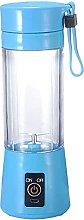 Runtodo Electric Fruit Juicer Blender Portable