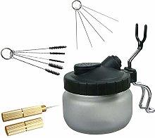 Ruosaren Airbrush Cleaning Kit Airbrush Spray Gun