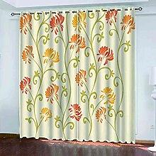 RUQLHE Curtains for Bedroom - Super Soft Room