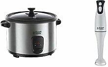 Russell Hobbs 19750 Rice Cooker and Steamer, 1.8