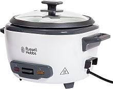Russell Hobbs 2.2L Large Rice Cooker - White