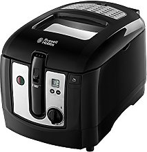 Russell Hobbs 24580 Digital Deep Fryer, Plastic,