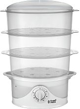 Russell Hobbs 3 Tier Food Steamer 21140