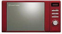 Russell Hobbs 800 Watt Heritage Microwave -
