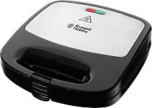 Russell Hobbs Deep Fill 3in1 Sandwich, Panini &