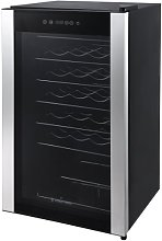 Russell Hobbs RH34WC1 Freestanding Wine Cooler, 34