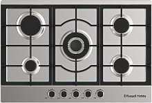 Russell Hobbs RH75GH602SS Gas Hob - Stainless Steel