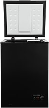 Russell Hobbs RHCF99B Chest Freezer - Black.