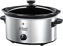 Russell Hobbs Slow Cooker 23200, 3.5 L - Stainless