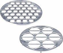 Russian Pelmeni Mold - Metal Dumpling Maker -