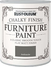 Rust-Oleum Chalky Furniture Paint 750ml -