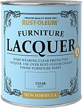 Rust-Oleum Furniture Lacquer Clear Paint