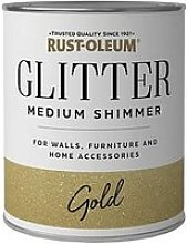 Rust-Oleum Glitter Medium Shimmer Paint &Ndash;