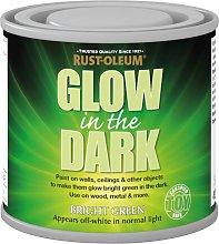 Rust-Oleum Glow in the Dark Paint 125ml - Green