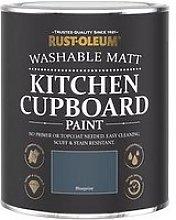 Rust-Oleum Kitchen Cupboard Paint - Blueprint