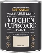 Rust-Oleum Kitchen Cupboard Paint - Clotted Cream