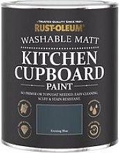 Rust-Oleum Kitchen Cupboard Paint - Evening Blue