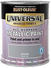 Rust-Oleum Metallic Silver Universal Metal And All
