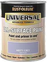 Rust-Oleum Misty Grey Universal Metal And