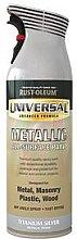 Rust-Oleum Titanium Silver Universal Metal And