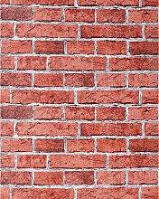 Rustic brick wallpaper wall EDEM 583-24 decorative