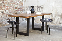 Rustic dining table Peterstivy