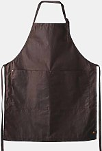 Rustic Waxed Cotton Apron