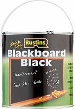 Rustins BLAB2500 Rustins Blackboard - Black