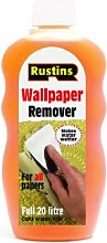 Rustins WALP300 300ml Wallpaper Remover