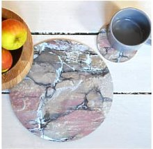 Ruth Holly - Set Of 4 Earthly Placemats -