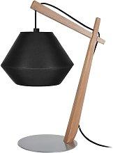Rutherford 35cm Desk Lamp Mikado Living Shade