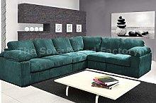 Ruxley Extra Large 6 Seater Reversible Corner Sofa