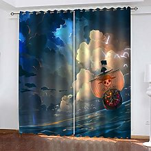 RXWZRL Blackout Curtains Bedroom Super Soft