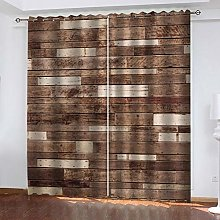 RXWZRL Blackout Curtains For Boys Bedroom