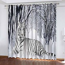 RXWZRL Blackout Curtains For Kids Bedroom