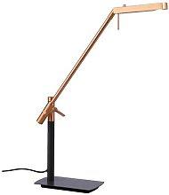 Rye 43cm Desk Lamp Ebern Designs Base Colour: