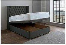Rye Full Ottoman Storage Divan Bed