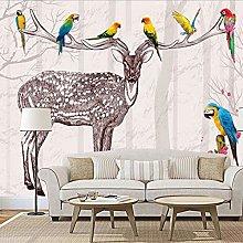 rylryl Modern Minimalist Bedroom Wall Decoration