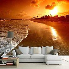 rylryl Natural Scenery Wallpaper Dusk Sunset