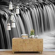 rylryl Natural Scenery Wallpaper Quiet Waterfall