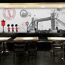 rylryl Wallpaper 3D Creative Brick Wallpaper