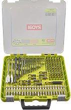 Ryobi 106 Piece Drill Bit Accessory Set