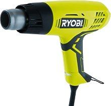 Ryobi EHG2000 Heat Gun with 2 x Nozzles, 2000 W