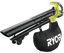 Ryobi Obv18 18V One+ Cordless Brushless Blower-Vac