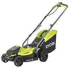 Ryobi Olm1833B 18V One+ Cordless 33Cm Lawnmower (Bare Tool)