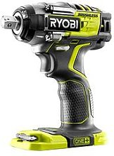 Ryobi Ryobi R18Iw7-0 18V One+ Cordless Brushless 3-Speed Impact Wrench (Bare Tool)